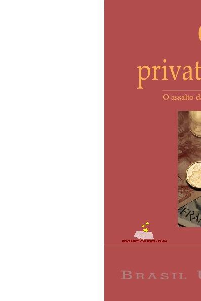 O Brasil privatizado II