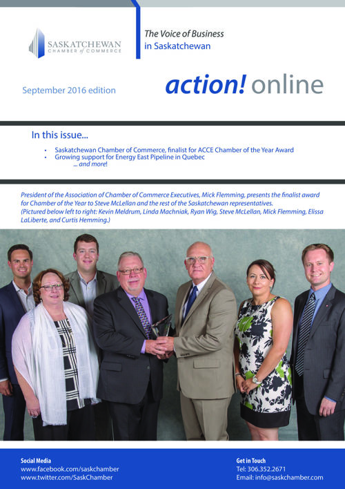 Action Online - September 2016