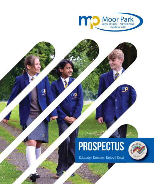 Moor Park High School and Sixth Form Prospectus 2015