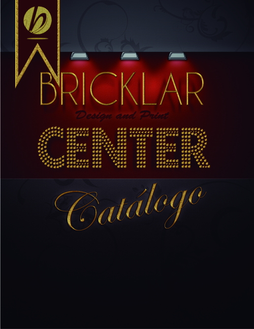 CATALOGO 2014 BRICKLAR DESIGN & PRINT CENTER