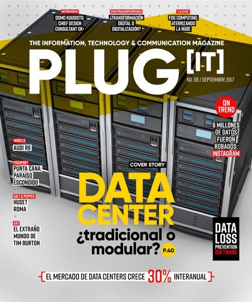 Plug IT Mag #06. Septiembre 2017.