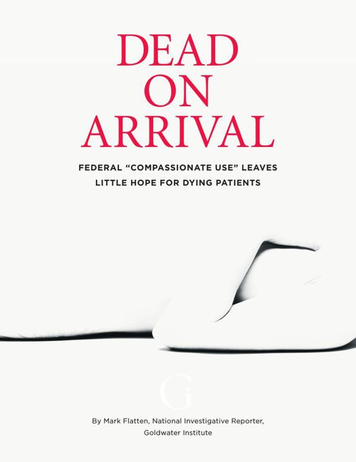 "Dead On Arrival: Federal ""Compassionate Use"" Leaves Little Hope"