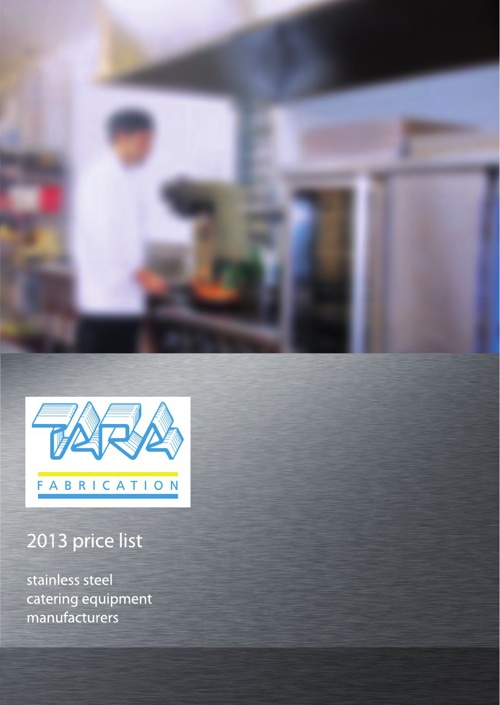 Tara Fabrication Ltd - Price List 2013