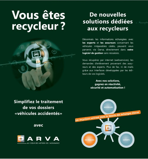 Darva : Relations Recycleurs