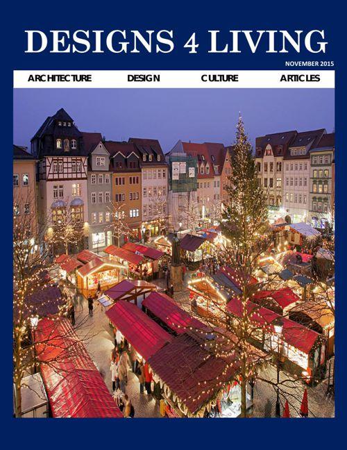 Designs 4 Living Holiday Issue 2015 E-Magazine