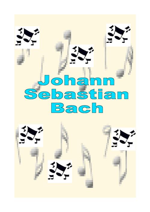 Investigacion de Johann Sebastian Bach
