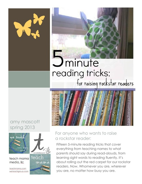 5 min reading tricks for raising reading rockstars
