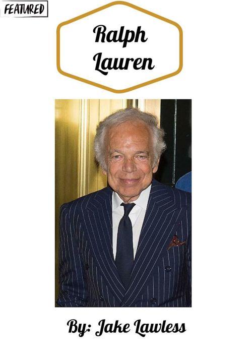 Ralph Luren