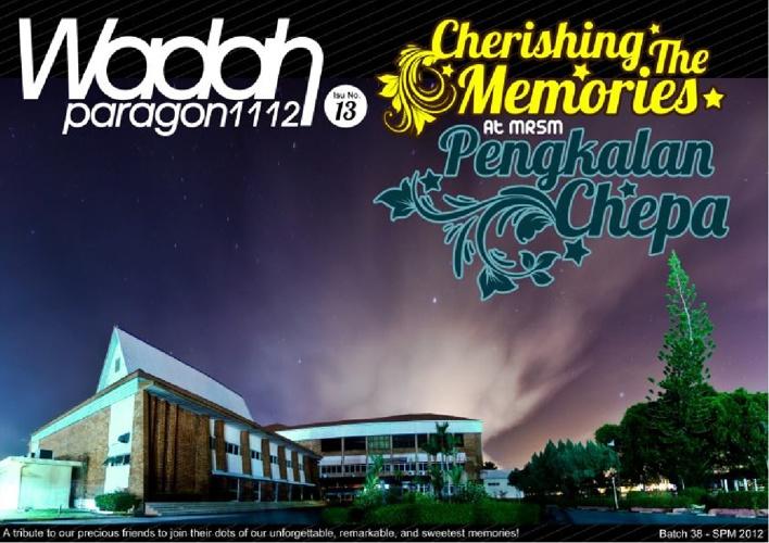 Wadah Paragon 2012