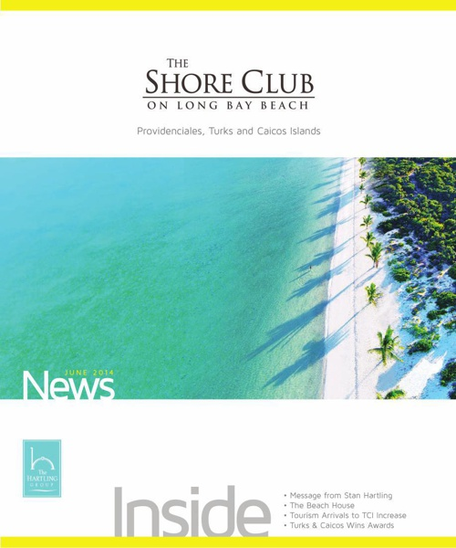 The Shore Club Newsletter June2014