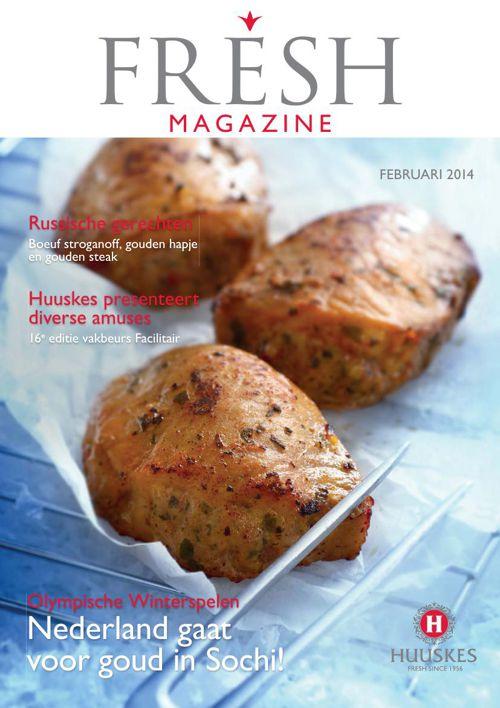Fresh Magazine Februari 2014