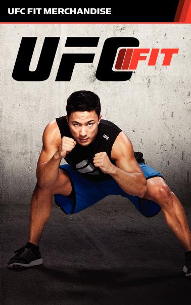 UFC FIT MERCHANDISE CATALOG