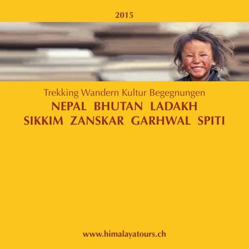 2015 Katalog Himalaya Tours