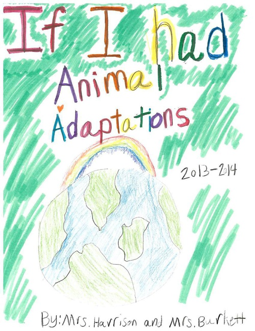 Animal Adaptations by Mrs. Harrison's Class