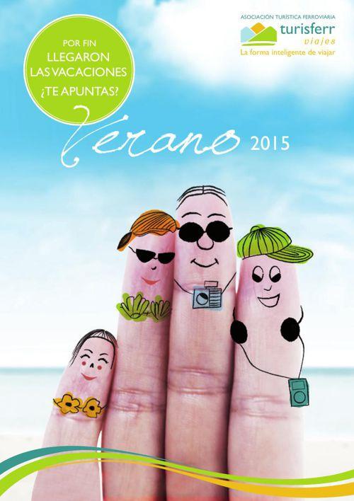 Catalogo Turisferr Verano 2015