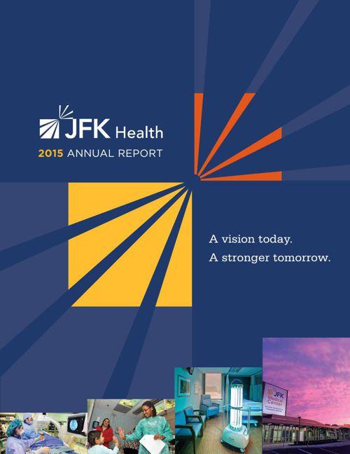 JFK Health. 2015 Annual Report