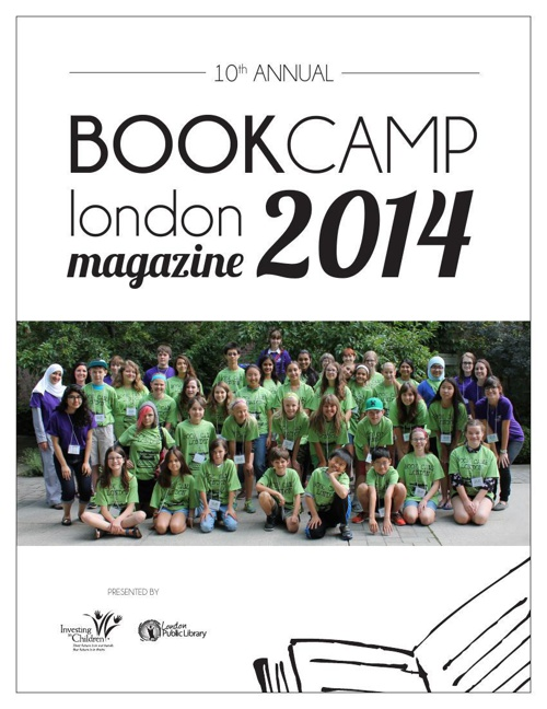 Book Camp London Magazine 2014