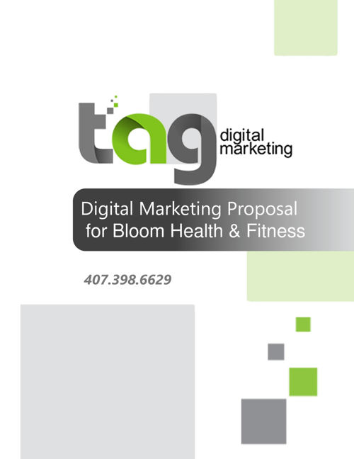 Bloom Health and Fitness Marketing Proposal_20161123