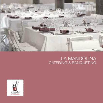 La Mandolina Banqueting - Brochure Aziendale