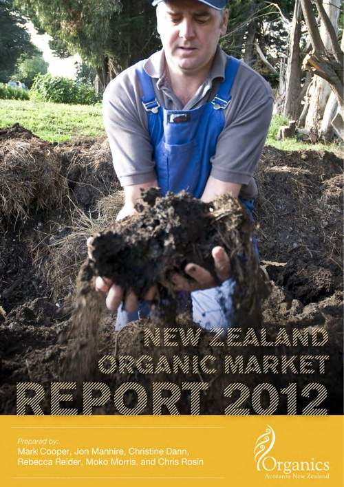 OA New Zealand - Organic Market full report 2012