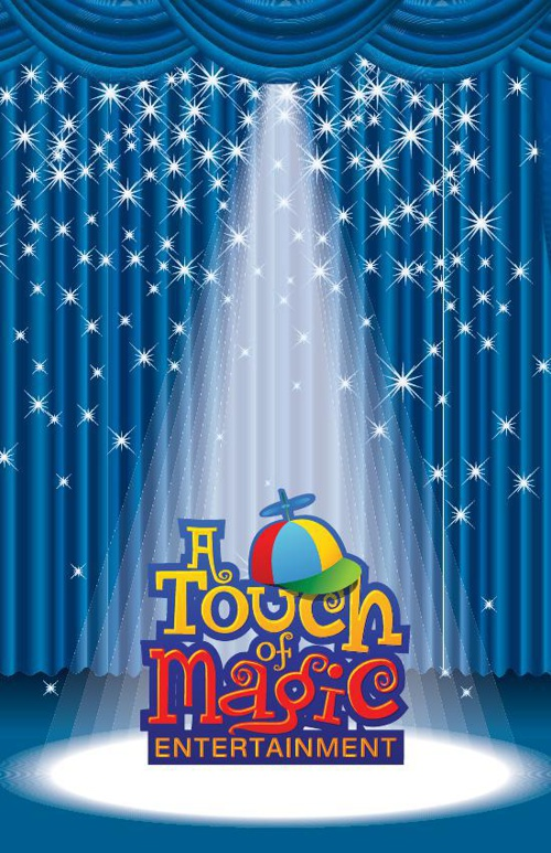 A Touch of Magic - Ebrochure