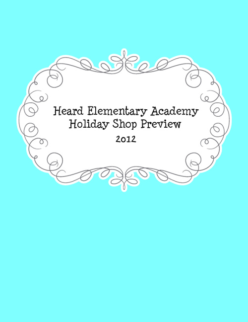 2012 Holiday Shop Preview