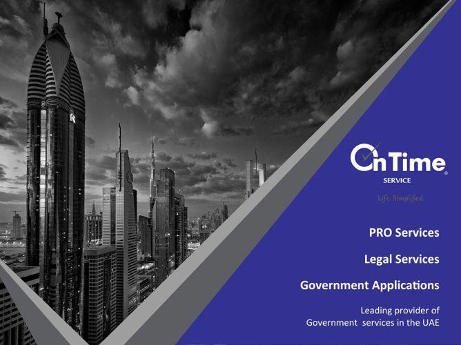 Legal Services Dubai