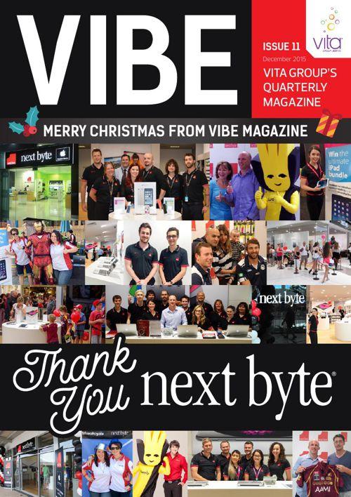 VIBE Magazine - December 2015