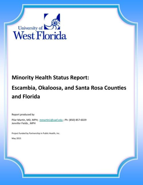 Minority Health Status Report