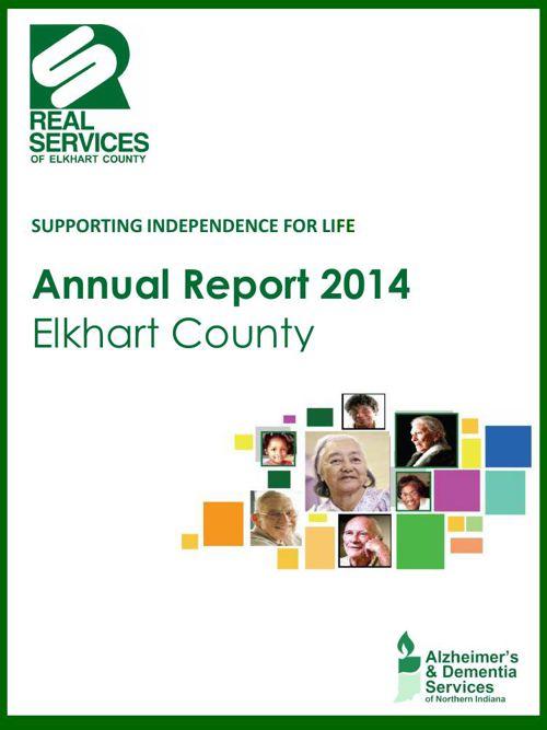 2014 Annual report Elkhart
