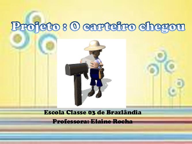 O CARTEIRO