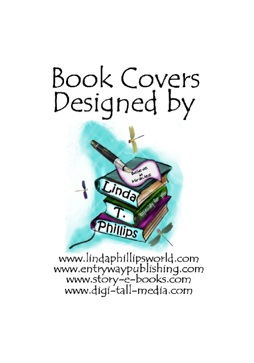 Book Covers Designed by Linda T. Phillips