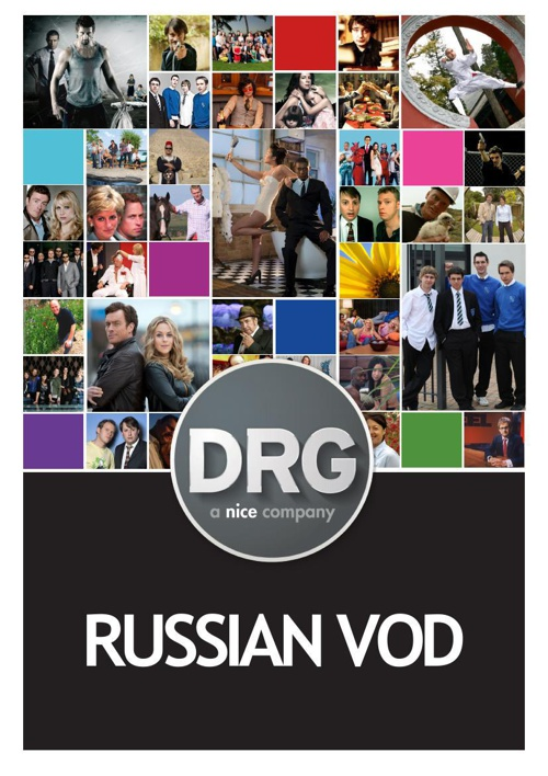 DRG - Russian VOD Catalogue