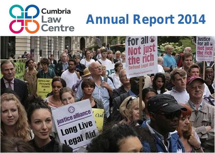 Cumbria Law Centre Annual Report