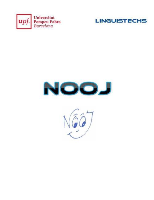 NooJ Català