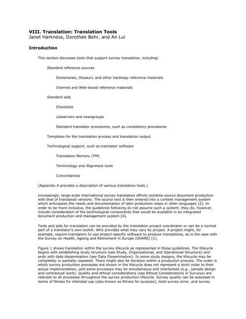 CCSG - 8f. Translation - Translation Tools