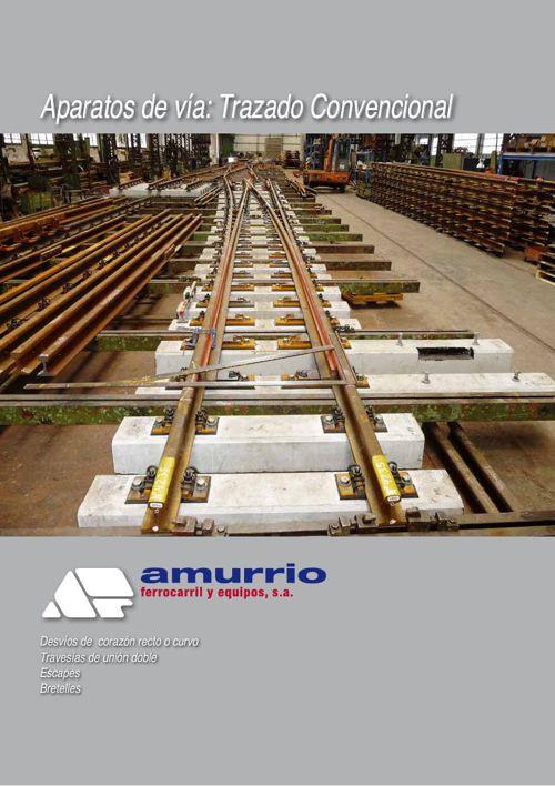 Fichas técnicas de Amurrio Ferrocarril y Equipos, S.A.