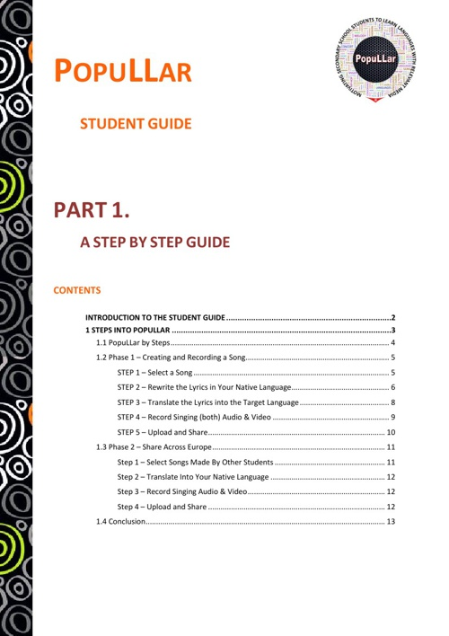PopuLLar students step by step guide