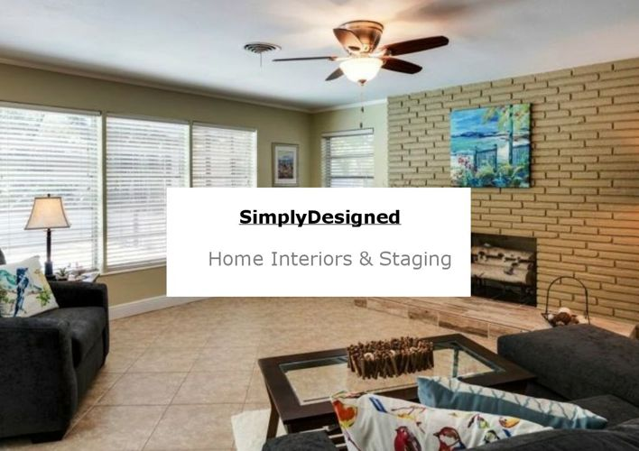Simply Designed Home  Staging Services