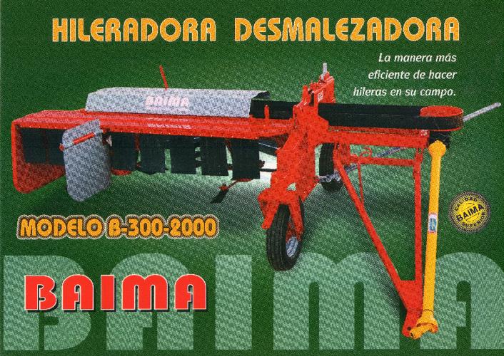 Baima B 300 200