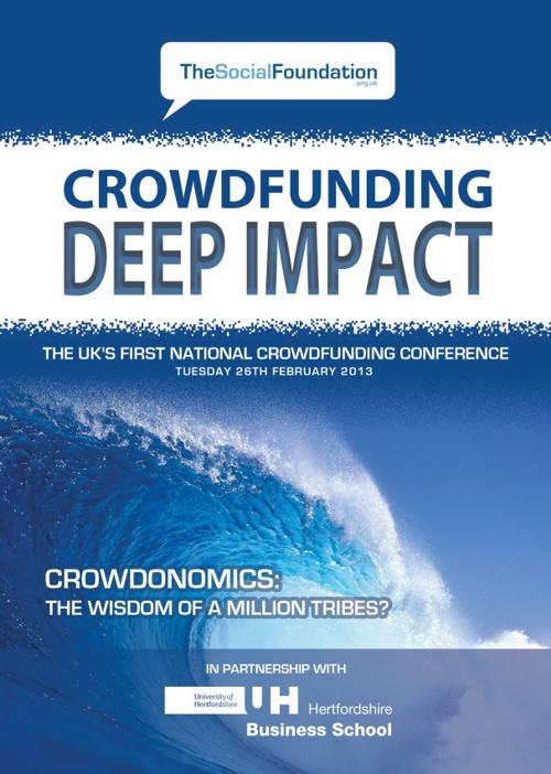 Crowdfunding DeepImpact: The Programme