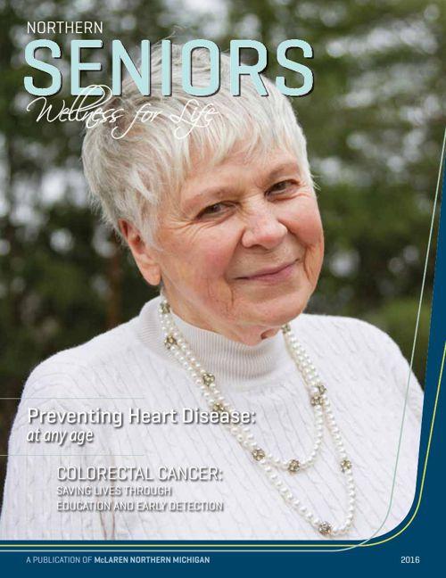Northern Seniors Magazine, 2016
