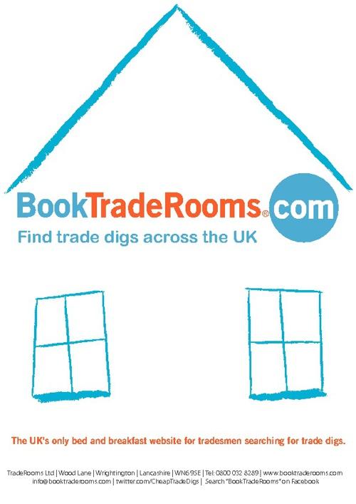 BookTradeRooms Brochure