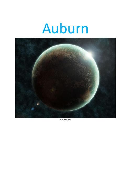 Auburn Magazine- Allie Arnold, Lexie Gorham, Devon Espinosa