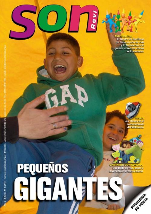 Revista SonRisas N°5
