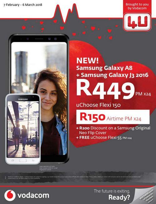 Vodacom4U February 2018