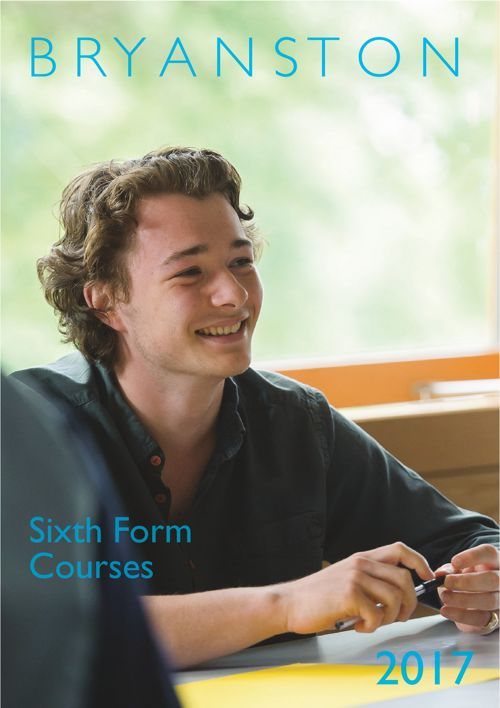 Sixth Form Courses Booklet 2017