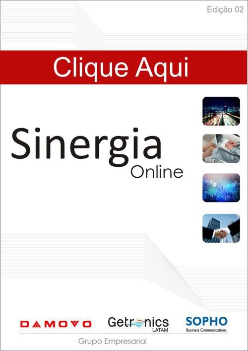 Boletim Sinergia Online - Edição 2