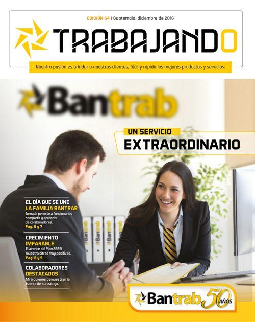 Revista Trabajando 64 - Final