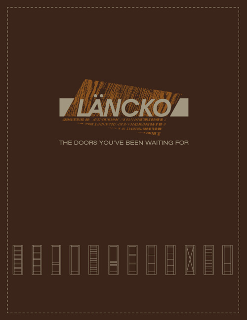The Lancko Doors Brochure